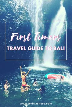 First Timers Guide to Bali | Travel Guide to Bali | What you need to know about Bali | The First Timers Travel Guide to Bali | What to know about Bali