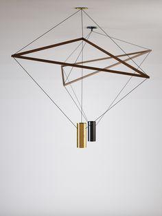 Gorgeous chandelier from EDIZIONI DESIGN