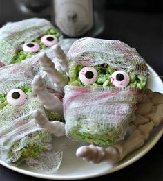 50 Halloween Recipes Guaranteed to Freak Out Your Guests via Brit Co