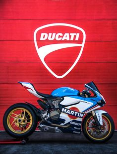 Martini Racing 1199 Panigale