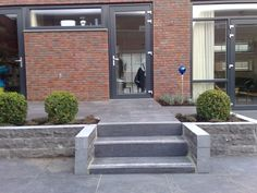 Verhoogd terras, tegen huis, hoe eraan beginnen? | Bouwinfo