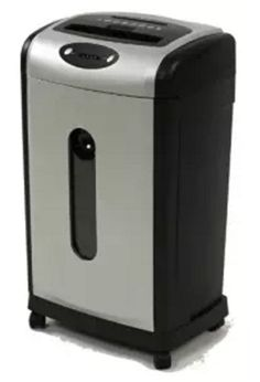 A high quality and quiet cross-cut shredder. It accepts paper, CD/DVD, credit card and staples. Heavy duty motor can shred feet per minute. Wireless Security Camera System, Home Security Camera Systems, Security Cameras For Home, Container Organization, Paper Organization, Organizing, Multi Camera, Paper Shredder, Motors