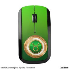 Taurus Astrological Sign Wireless Mouse | 15% OFF anything | Enter coupon code ALLOVERSTYLE during checkout |. Good through April 6, 2016 11:59PM PT