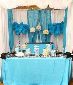 Candy Buffet by SKO Design