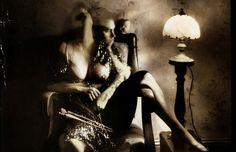 Documenting Madness: photographer Lauren E. Simonutti; article from fadedandblurred.com; her work was just exquisite