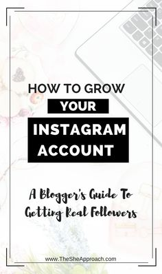 Grow your Instagram account and get 30 new and real followers daily. Social media tips and strategies for bloggers and influencer for bloggers. Get more instagram followers, instagram tips, social media marketing. Trying to grow your account organically a