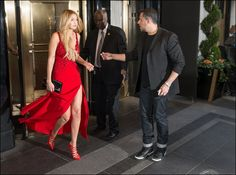 The Urban Vogue: In The Moment … Heading to The Met Gala 2015