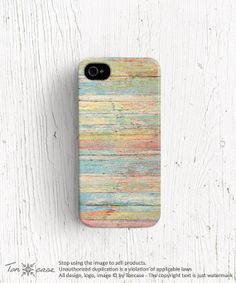 Wood iPhone 5 case Plastic iPhone case unique iPhone 4 by TonCase, $23.99