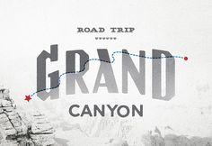 westbound road trip