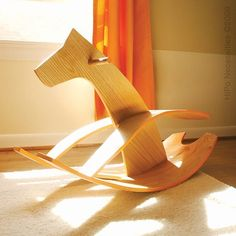 Rocking Horse from HIPo Necessities