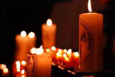 Prayer Candles in Amsterdam