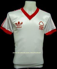 Nottingham Forest 1979 Away