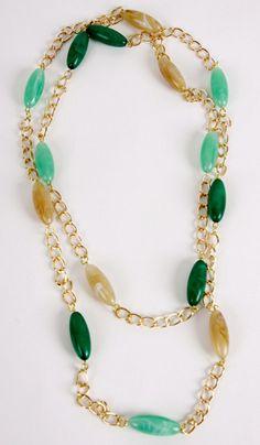 Soutěž o tyrkysový náhrdelník s korálky