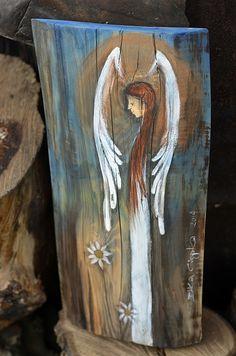 Anioł Nadziei - nadzieja każdemu jest potrzebna, a umiera jako ostatnia