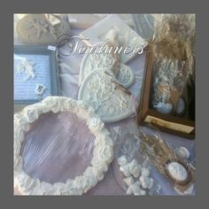 Plâtres/ céramiques de toute forme