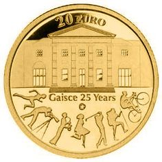 Irish Coin Values | 25th anniversary of Gaisce/The President's Award