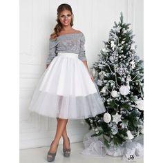 белое платье на новый год - Поиск в Google
