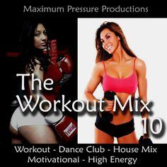 """""""High Impact"""" WorkOut Music Mix - Part 10 #onselz"""