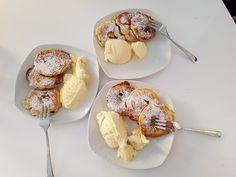 Gebackene Apfelringe, ein sehr schönes Rezept aus der Kategorie Dessert. Bewertungen: 35. Durchschnitt: Ø 4,4.