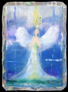 LEAF CRYSTAL Angel by Takayuki Terakado