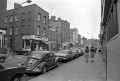 A Potted History Meath Street emerged in the later as a planned residential and commercial street speculatively laid out by the Earls of Meath Ireland Pictures, Old Pictures, Old Photos, Commercial Street, Dublin City, City Council, Dublin Ireland, Historical Photos, Liberty
