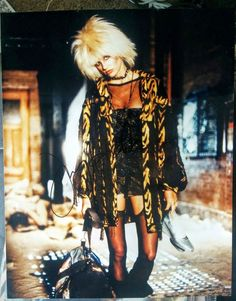 FS: #Sexy #Daryl #Hannah #Blade #Runner #Autographed Signed 8x10 #Photo w/COA #scifi #movies #cinema #Blade Runner #Reckless #Splash #Splash