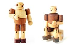 this robot toy from soopsori (and all the wood toys) is too expensive but so stinking adorable