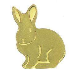 1 Dollar Gold Goldener Hase UN