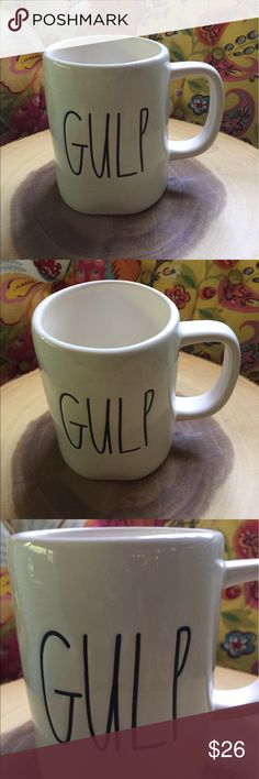 Rae Dunn Gulp Mug Big Letter Rae Dunn Gulp  Mug Big letter  Will bundle  No chips or cracks   Ships same or next day Experienced packers  Rae Dunn Big letter mugs Colored  Farmhouse chic Wedding Anniversary  Graduation  Beach  Vacation house  Lake house Hospitality  Travel agent Rae Dunn Other