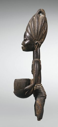 Carrier cup, Yoruba, Nigeria | Lot | Sotheby's