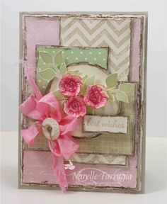 Stampin' Royalty #210 & The Deconstructed Sketch #134