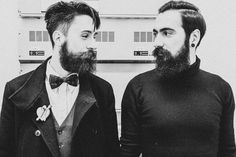 Beard Brothers © Vali Barbulescu Photography