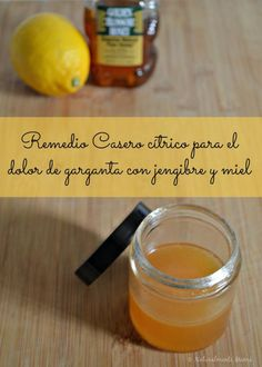 Una receta que no te deberías perder, además que puedes aprovechar y participa por la oportunidad de #ganar un paquete de regalo de Golden Blossom Honey en www.naturalmentemama.com #Sorteo #RemediosCaseros