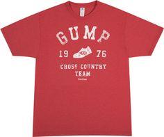 Cross Country Forrest Gump Shirt