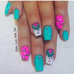 Miara esta Pedicure Nail Designs, Pedicure Nails, Diy Nails, Nail Art Designs, Manicure, Nails Design, Acrylic Nails, Nail Polish, Make Up