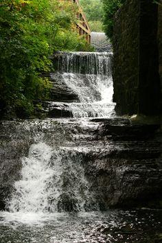 Lower Mill Falls, Hamilton, Ontario