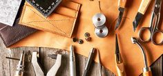 Ultimate guide and article on keeping care for leather fashion - A DIY lifehack article that will cover all your leathercrafting needs - from soaps to conditioners and household items keep your apparel garments and clothing new fresh and clean