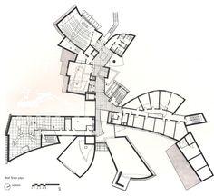 「guggenheim museum bilbao plan」の画像検索結果