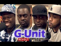 G-Unit Take over at The Breakfast Club Power 105.1 (9/4/2014)