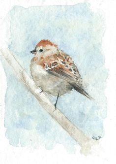 Little sparrow, Divena Smought