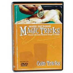 Amazing easy to #learn #magic #tricks - coin #tricks - instructional dvd - new,  View more on the LINK: http://www.zeppy.io/product/gb/2/271522492029/