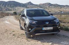 #Toyota #RAV4 #Hybrid im ersten Fahrtest