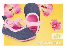 Zapatos para niñas Calzado Shoes Collection Pakar Moda