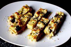 blackberry-and-coconut-macaroon-tart: Smitten Kitchen