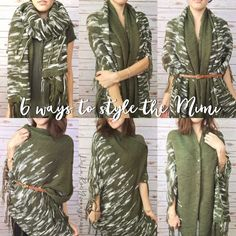 6 ways to wear LuLaRoe Mimi