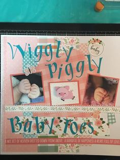 Baby Scrapbook
