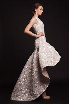 """Krikor Jabotian """"The Last Printemps"""", P-É 2015 - Haute couture Couture Mode, Style Couture, Couture Fashion, Couture Wedding Gowns, Bridal Gowns, Wedding Dresses, Beautiful Dresses, Nice Dresses, 2015 Dresses"""