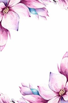Яндекс.Фотки Flower Background Design, Flower Background Wallpaper, Background Vintage, Love Wallpaper, Flower Backgrounds, Floral Watercolor, Watercolor Paintings, Eid Stickers, To Do Planner