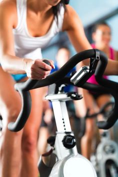 10 Stretches for Spin Class Junkies