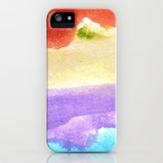watercolor abstract painting_1 iPhone & iPod Case by humble art by dana&reese - $35.00 Watercolor Paintings Abstract, Ipod, Iphone Cases, Messages, Ebay, Art, Art Background, Kunst, Ipods